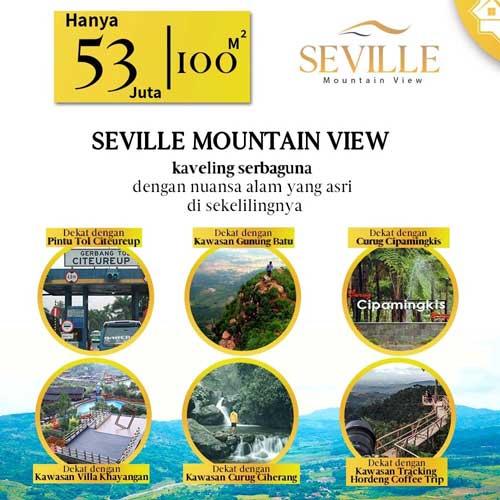 [Azamta Properti] Seville Mountain View
