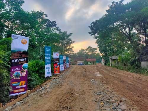 Lokasi 1 Raudhoh Madani Hills - Azamta Properti