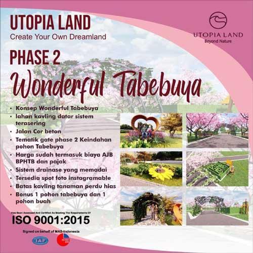 Utopia Land Phase 2 - Azamta Properti